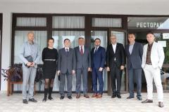 Posjeta ambasadora Slovačke Republike Policijskoj akademiji u Danilovgradu