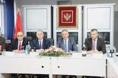 Sporazum o saradnji sa Kosovskom akademijom za javnu bezbjednost