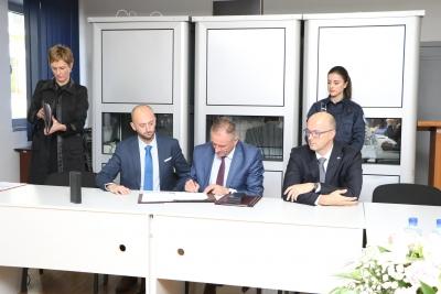 Potpisan Memorandum o saradnji između Policijske akademije i Fakulteta političkih nauka i međunarodnih odnosa iz Republike Slovačke